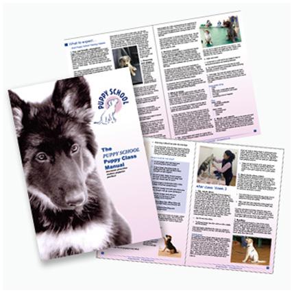 puppy school manual