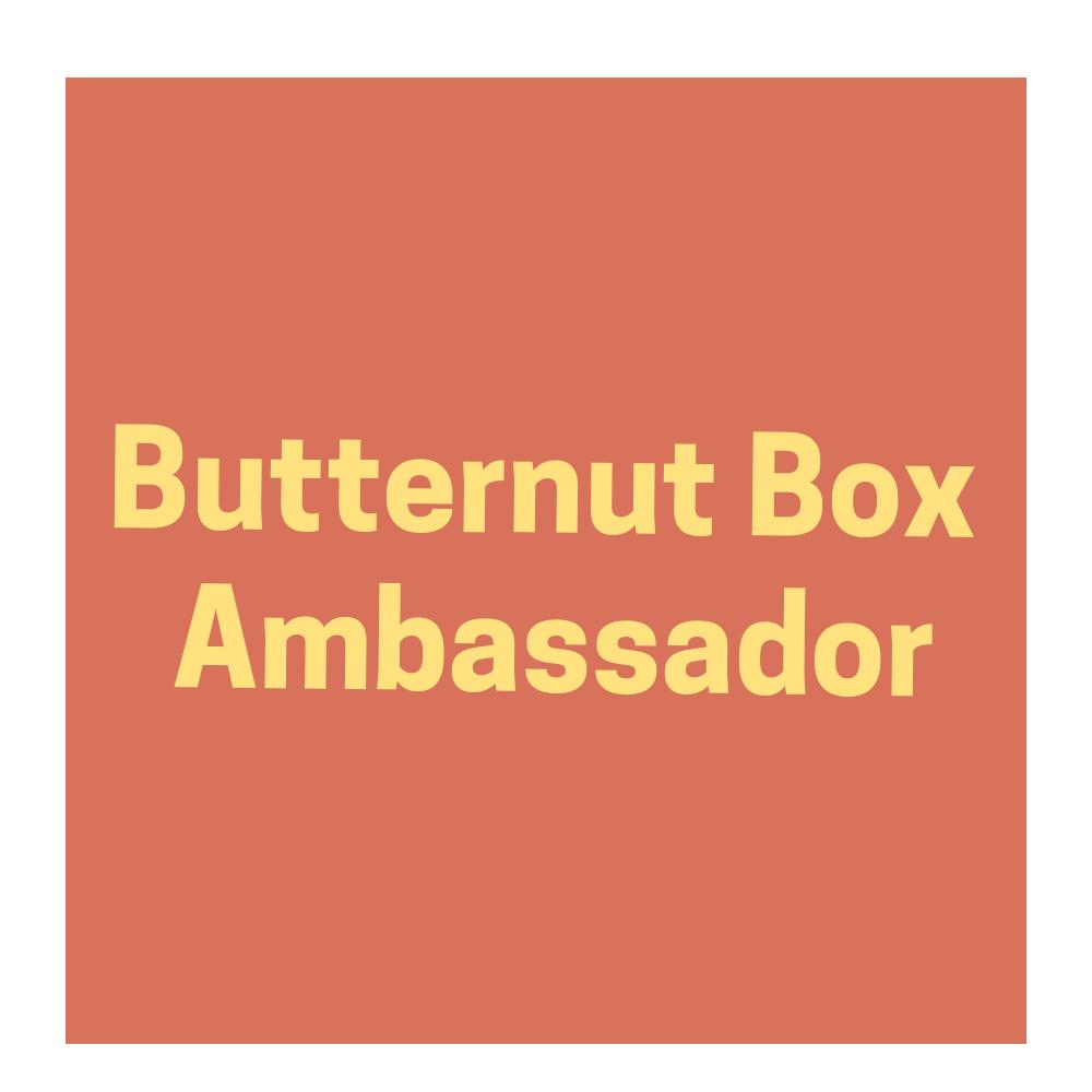 Ambassador Sticker